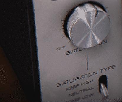 הפלאגין החינמי של השבוע – Softube Saturation knob