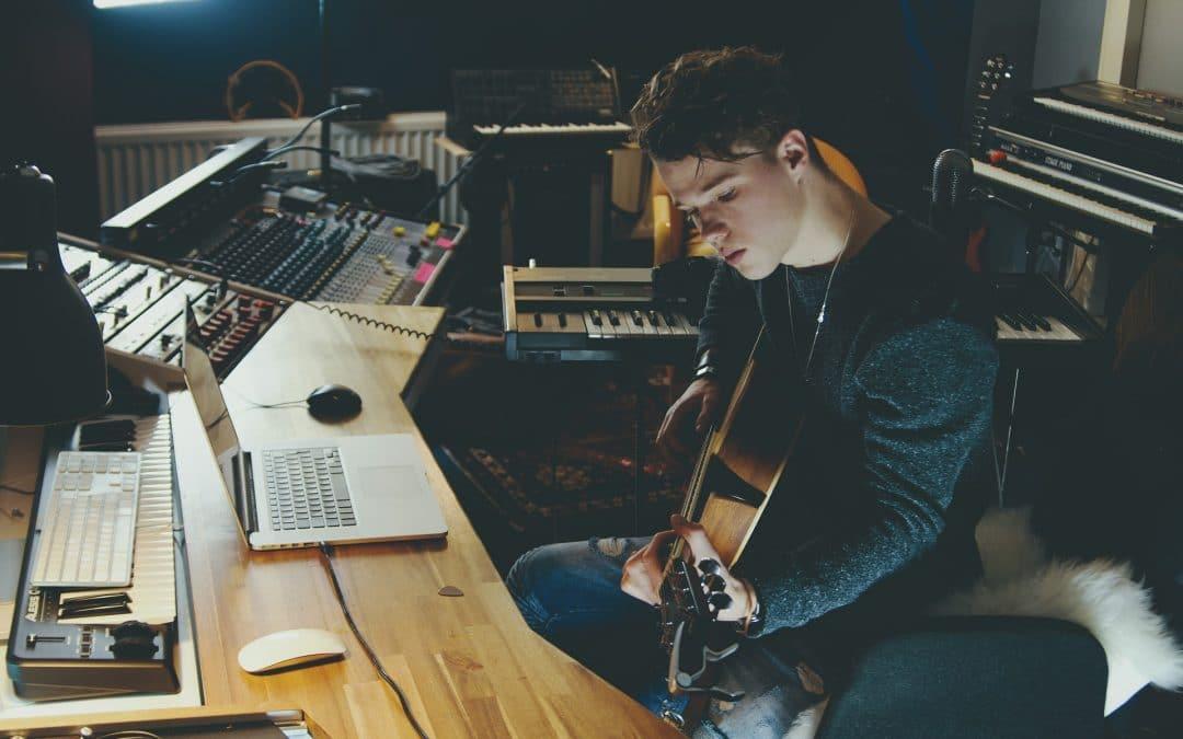 טיפים לזמר יוצר שרוצה לבלוט – חלק א': הקלטה